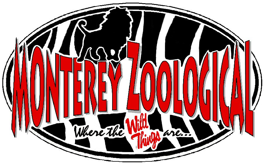 Monterey Zoological Logo with zebra oval bg - sml